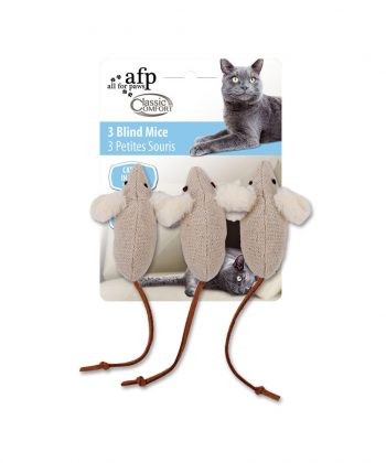 ANIMAL HOUSE HOSPITAL - PRODUCTS AFP CLASSIC COMFORT 3 BLIND MICE