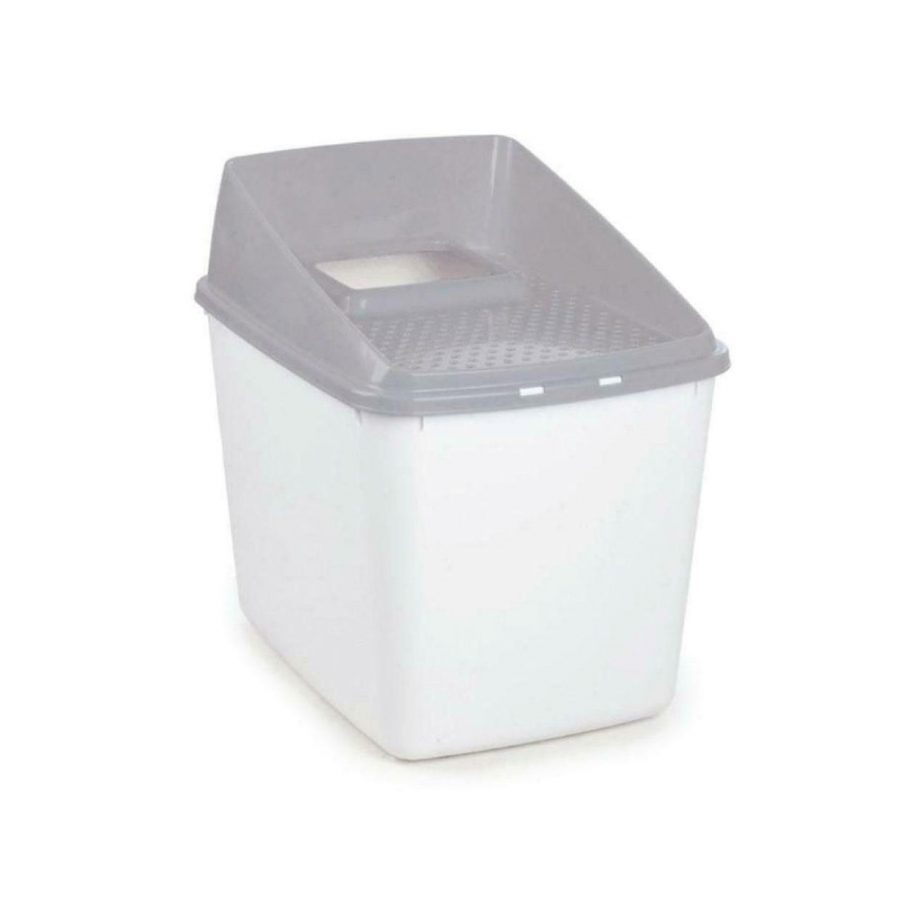 ANIMAL HOUSE HOSPITAL - PRODUCTS AFP GO FRESH NO MESS LITTER BOX GREY