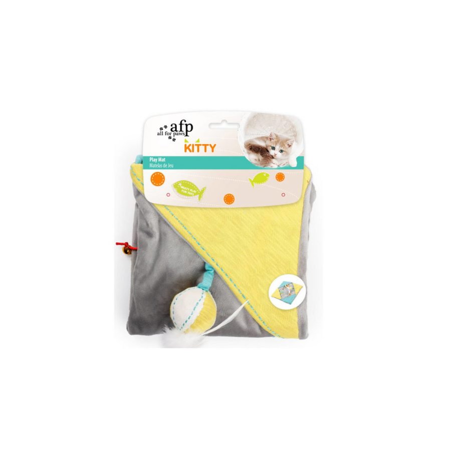 ANIMAL HOUSE HOSPITAL - PRODUCTS AFP KITTY PLAY MAT