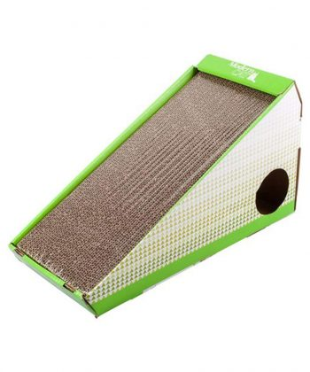ANIMAL HOUSE HOSPITAL - PRODUCTS AFP MODERN CAT INCLINE CAT SCRATCHER