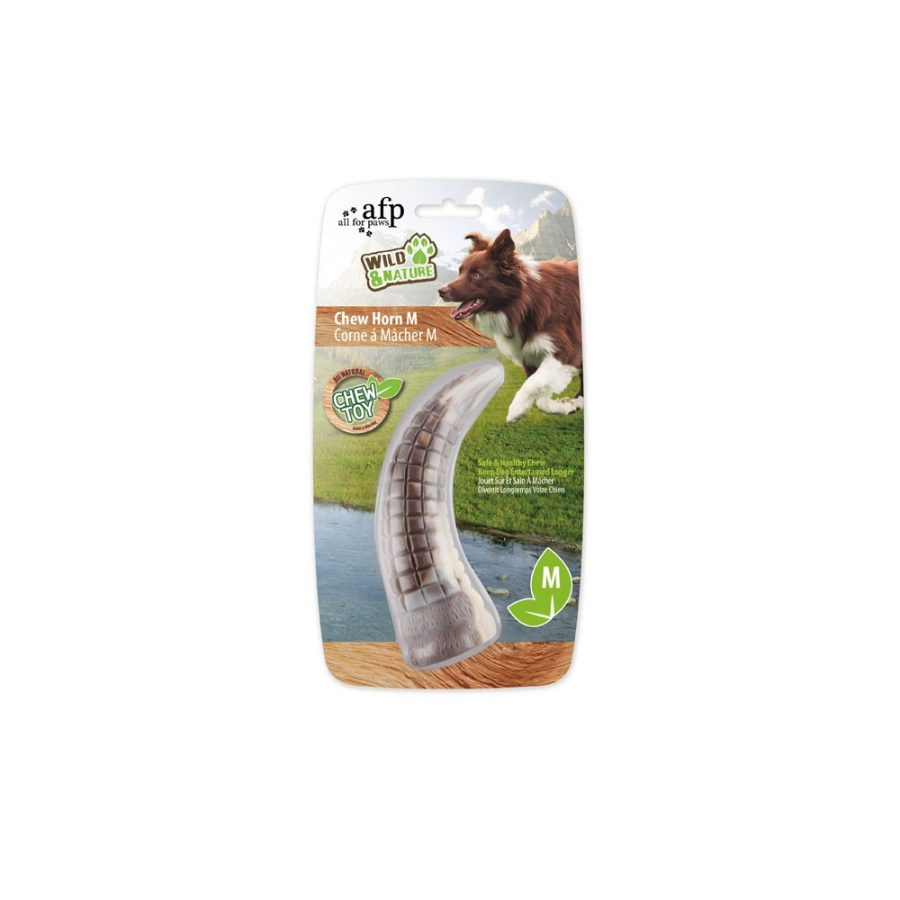 ANIMAL HOUSE HOSPITAL - PRODUCTS AFP WILD AND NATURE CHEW HORN