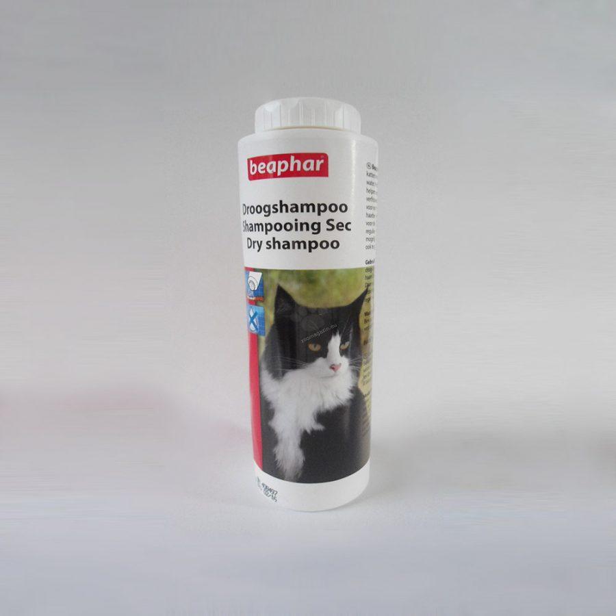 ANIMAL HOUSE HOSPITAL - PRODUCTS BEAPHAR DRY SHAMPOO CAT