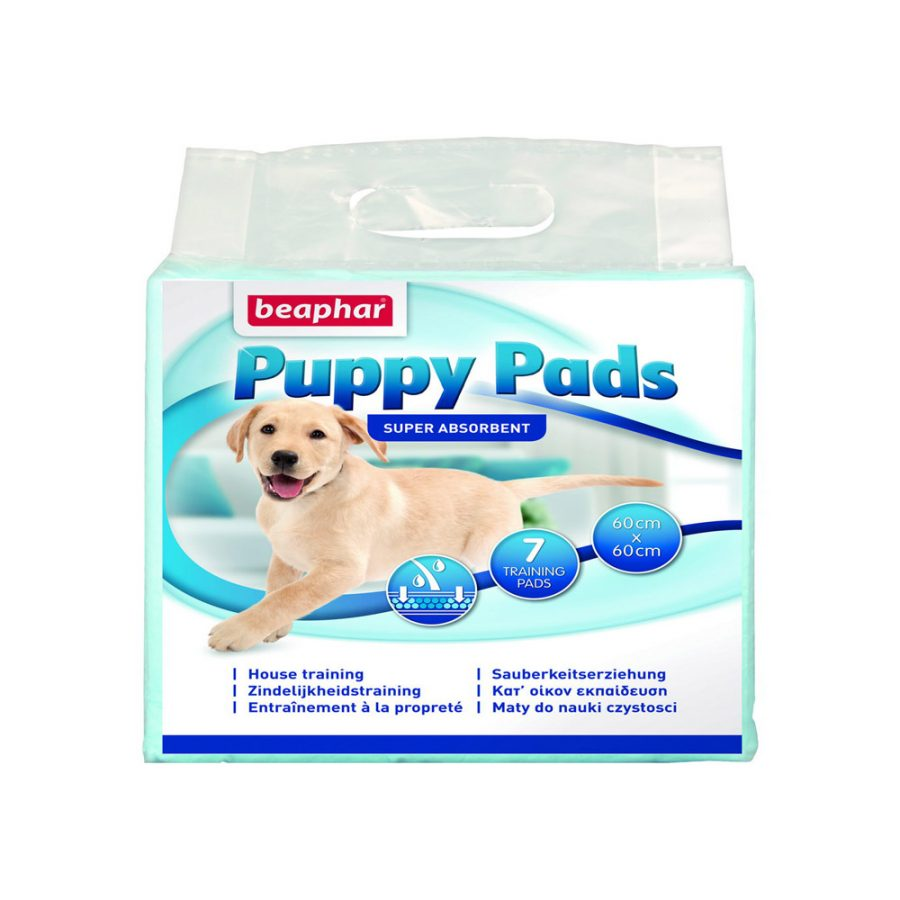 ANIMAL HOUSE HOSPITAL - PRODUCTS BEAPHAR PUPPY PADS 7PCS