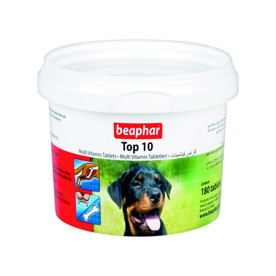 ANIMAL HOUSE HOSPITAL - PRODUCTS BEAPHAR TOP 10 DOG