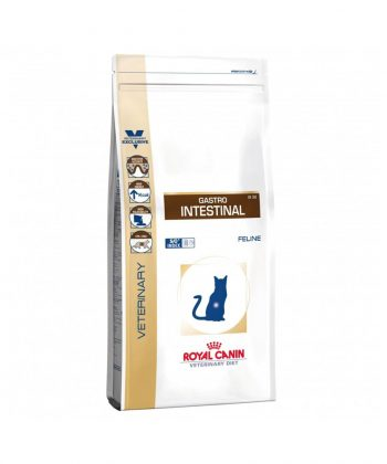 ANIMAL HOUSE HOSPITAL - PRODUCTS CATS ROYAL CANIN GASTRO INTESTINAL 2KG