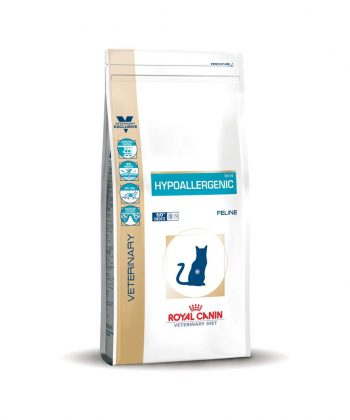 ANIMAL HOUSE HOSPITAL - PRODUCTS CATS ROYAL CANIN HYPOALLERGENIC 2.5KG