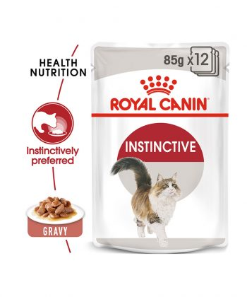 ANIMAL HOUSE HOSPITAL - PRODUCTS CATS ROYAL CANIN INSTINCTIVE 12X85G GALLERY