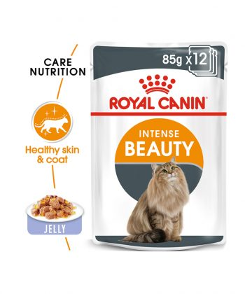 ANIMAL HOUSE HOSPITAL - PRODUCTS CATS ROYAL CANIN INTENSE BEAUTY 12X85G GALLERY