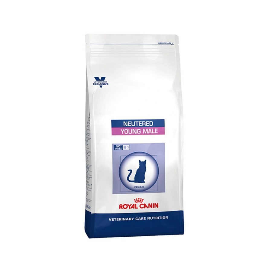 ANIMAL HOUSE HOSPITAL - PRODUCTS CATS ROYAL CANIN NEUTERED YOUNG MALE 1.5KG