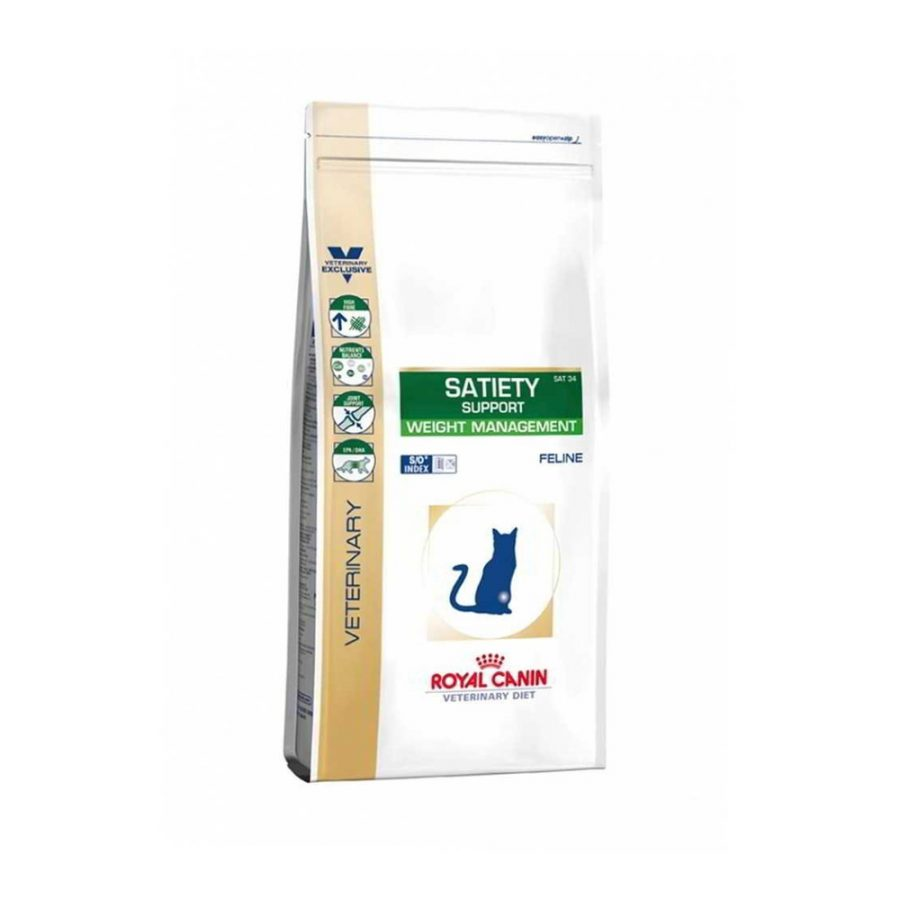 ANIMAL HOUSE HOSPITAL - PRODUCTS CATS ROYAL CANINE SATIETY 1.5KG