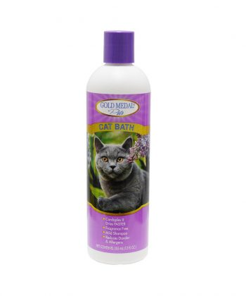 ANIMAL HOUSE HOSPITAL - PRODUCTS GOLD MEDAL CAT SHAMPOO