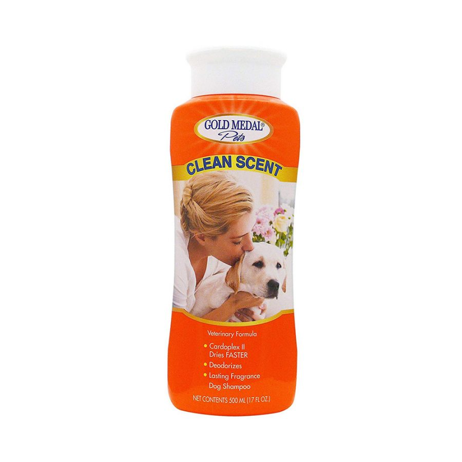 ANIMAL HOUSE HOSPITAL - PRODUCTS GOLD MEDAL CLEAN SCENT