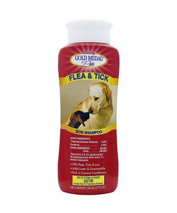 ANIMAL HOUSE HOSPITAL - PRODUCTS GOLD MEDAL FLEA TICK