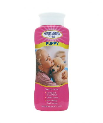 ANIMAL HOUSE HOSPITAL - PRODUCTS GOLD MEDAL PUPPY SHAMPOO