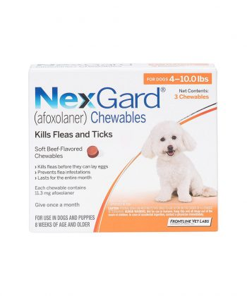 ANIMAL HOUSE HOSPITAL - PRODUCTS NEXGARD DOGS 2 4KG PER TABLET