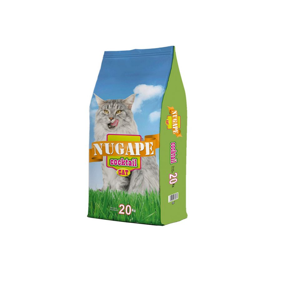 ANIMAL HOUSE HOSPITAL - PRODUCTS NUGAPE CAT COCKTAIL 2KG 20KG
