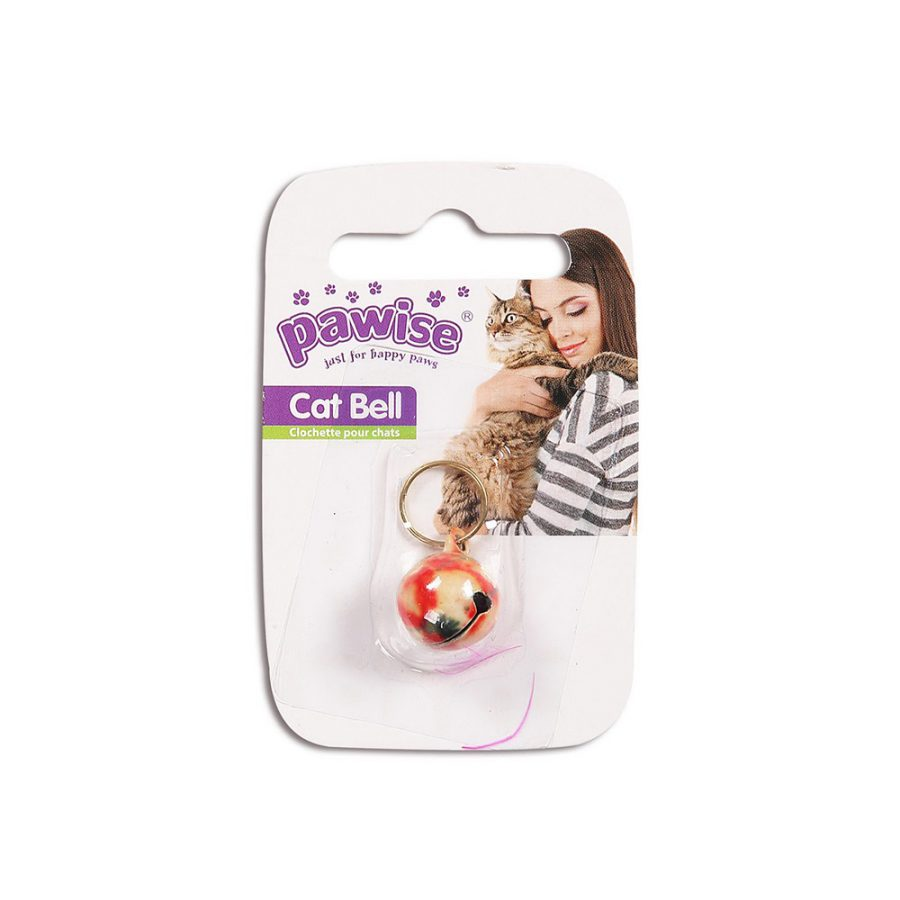 ANIMAL HOUSE HOSPITAL - PRODUCTS PAWISE CAT BELL
