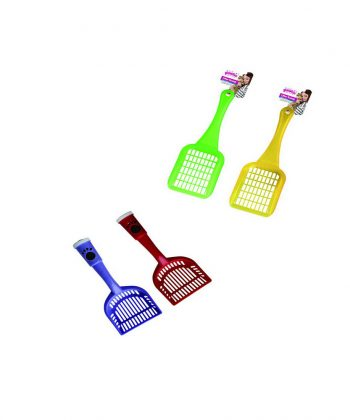 ANIMAL HOUSE HOSPITAL - PRODUCTS PAWISE CAT LITTER SCOOP