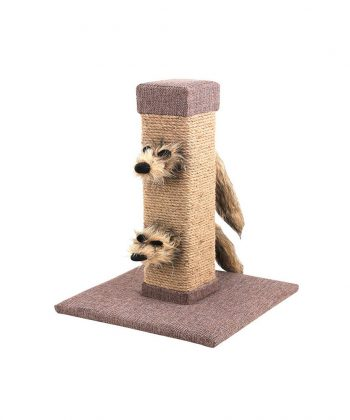 ANIMAL HOUSE HOSPITAL - PRODUCTS PAWISE CAT SCRATCHER POST WTOY