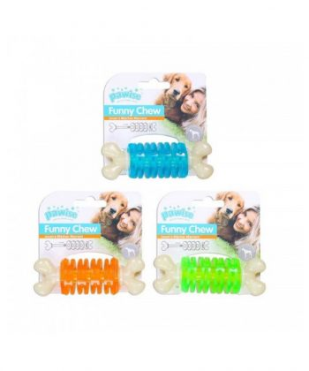 ANIMAL HOUSE HOSPITAL - PRODUCTS PAWISE FUNNY CHEW RING