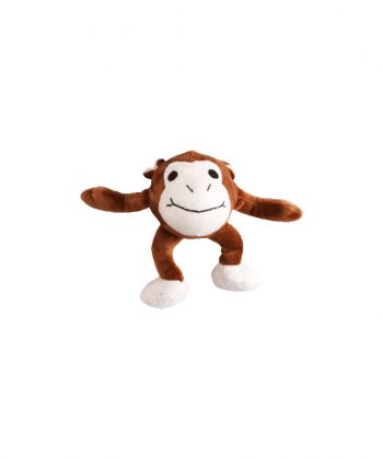 ANIMAL HOUSE HOSPITAL - PRODUCTS PAWISE HAPPY BOUNCER MONKEY S