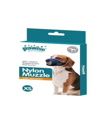 ANIMAL HOUSE HOSPITAL - PRODUCTS PAWISE MUZZLE WINSERT SIZE XS