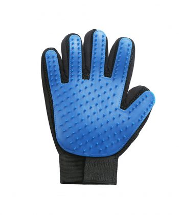 ANIMAL HOUSE HOSPITAL - PRODUCTS PAWISE PET GROOMING GLOVE
