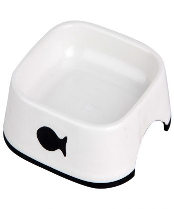 ANIMAL HOUSE HOSPITAL - PRODUCTS PAWISE PLASTIC CAT BOWL