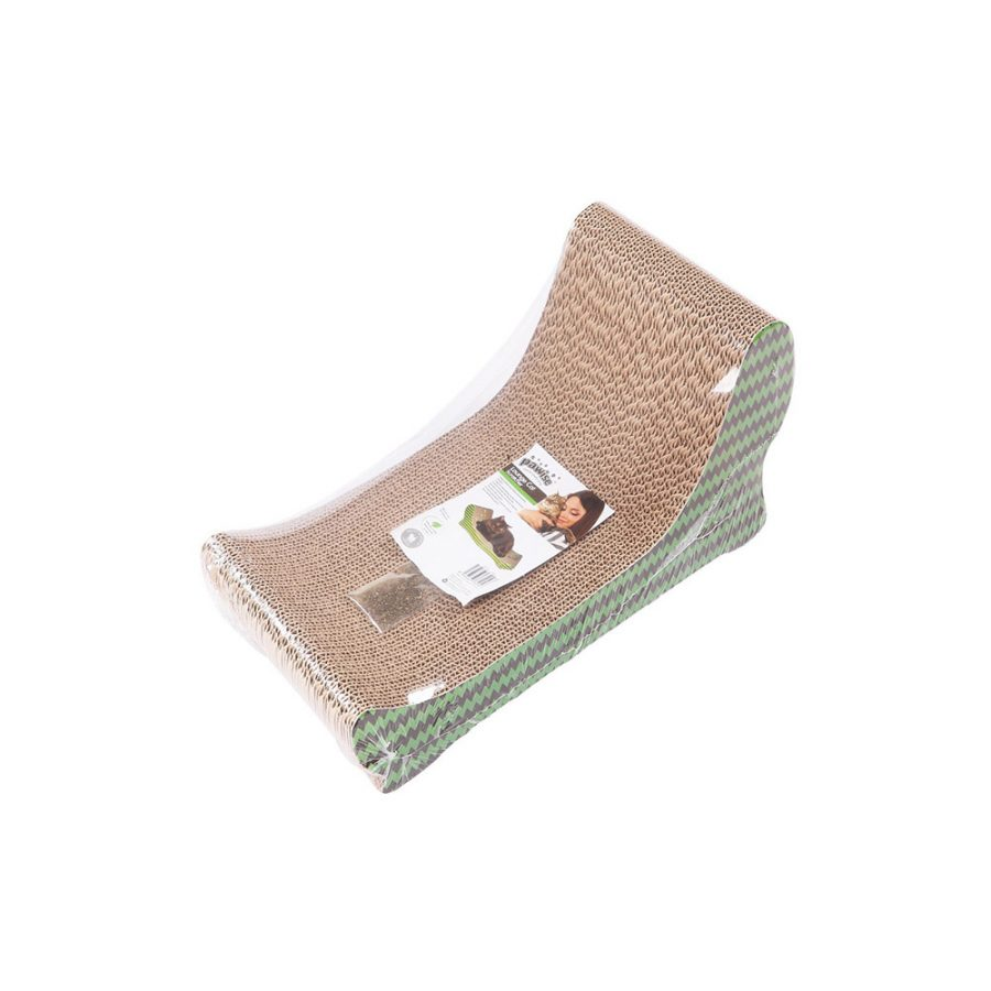 ANIMAL HOUSE HOSPITAL - PRODUCTS PAWISE SCRATCHER WCATNIP NARROW