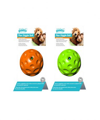 ANIMAL HOUSE HOSPITAL - PRODUCTS PAWISE TPR BALL 9CM