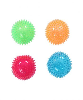 ANIMAL HOUSE HOSPITAL - PRODUCTS PAWISE TPR BOUNCY BALL 8CM