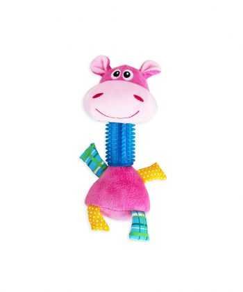 ANIMAL HOUSE HOSPITAL - PRODUCTS PAWISE TPR HIPPO NECK
