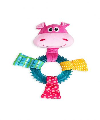 ANIMAL HOUSE HOSPITAL - PRODUCTS PAWISE TPR HIPPO RING