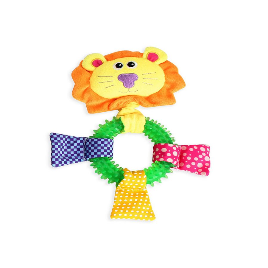 ANIMAL HOUSE HOSPITAL - PRODUCTS PAWISE TPR LION RING