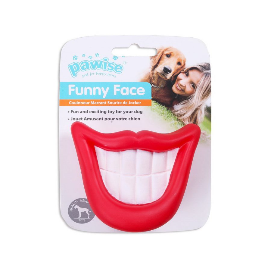 ANIMAL HOUSE HOSPITAL - PRODUCTS PAWISE VINYL TOY BIG TOOTH