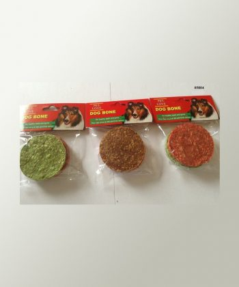 ANIMAL HOUSE HOSPITAL - PRODUCTS PET LOVE COLORED HAMBURGER 4PCS