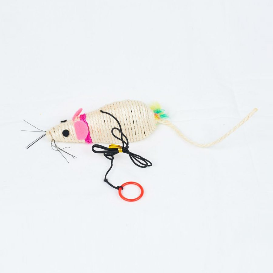 ANIMAL HOUSE HOSPITAL - PRODUCTS PET LOVE MOUSE RING