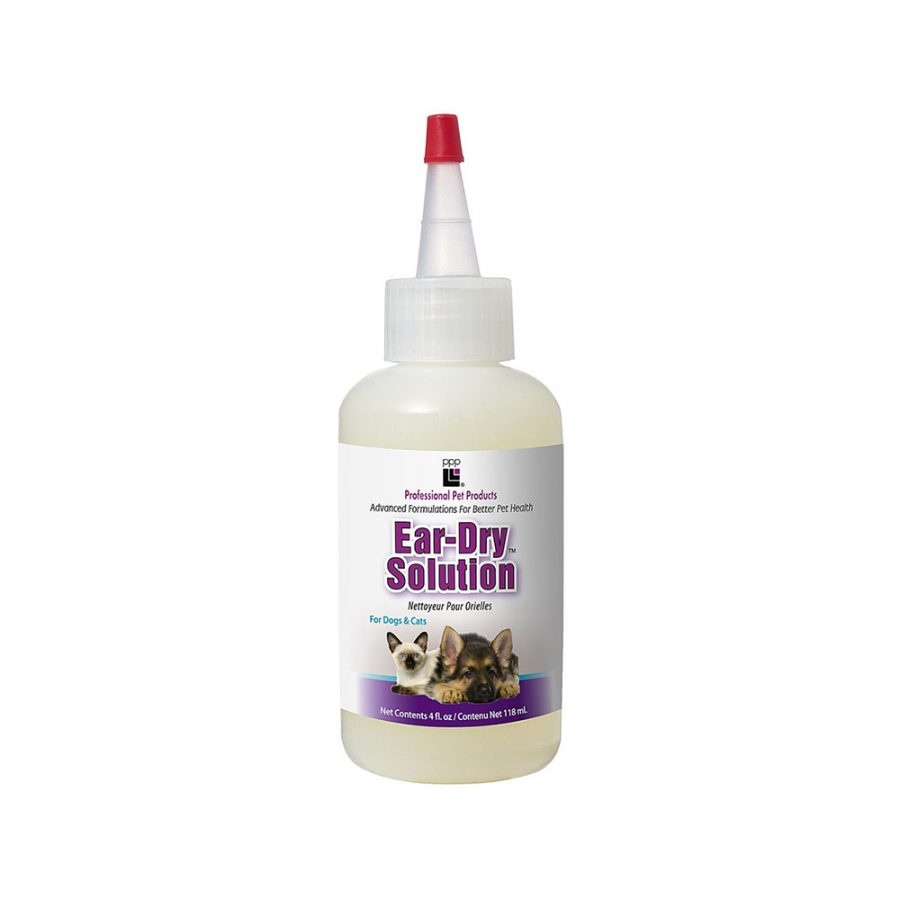 ANIMAL HOUSE HOSPITAL - PRODUCTS PPP EAR DRY SOLUTION