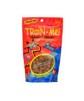 ANIMAL HOUSE HOSPITAL - PRODUCTS PRODUCTS CRAZY DOG TRAIN ME BEEF 113.4G