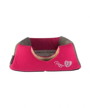 ANIMAL HOUSE HOSPITAL - PRODUCTS ROGZ CIP06 CANDY STRIPE FRONT FLAT