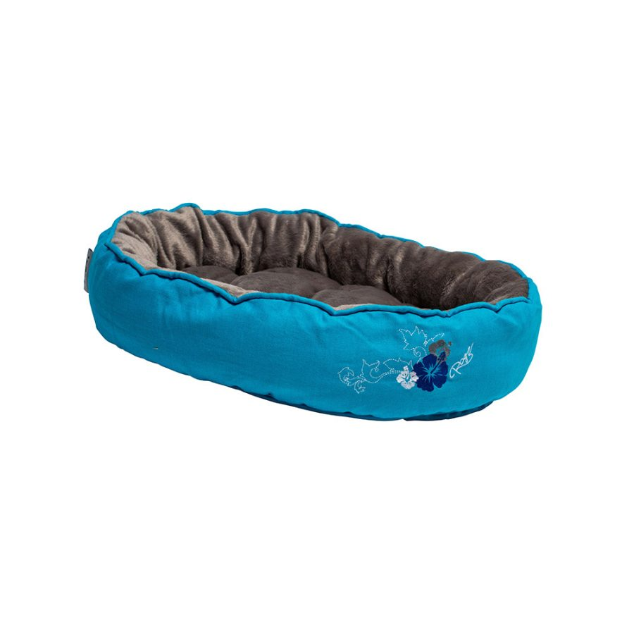 ANIMAL HOUSE HOSPITAL - PRODUCTS ROGZ CPM04 BLUE CAT POD MED
