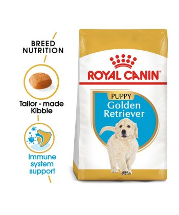 ANIMAL HOUSE HOSPITAL - PRODUCTS ROYAL CANIN GOLDEN RETRIEVER JUNIOR 12KG GALLERY
