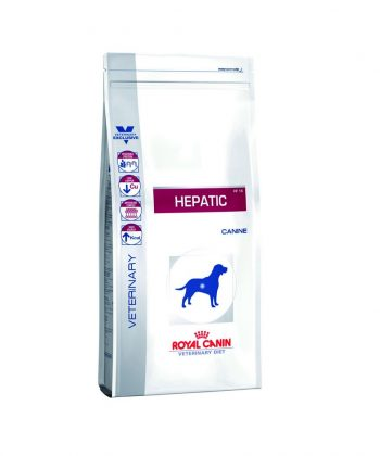 ANIMAL HOUSE HOSPITAL - PRODUCTS ROYAL CANIN HEPATIC 1.5KG 6KG