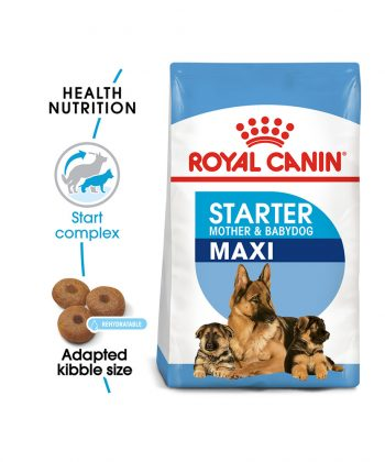 ANIMAL HOUSE HOSPITAL - PRODUCTS ROYAL CANIN MAXI STARTER 4KG GALLERY