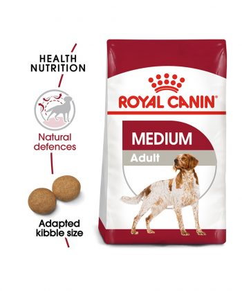 ANIMAL HOUSE HOSPITAL - PRODUCTS ROYAL CANIN MEDIUM ADULT 4KG 10KG 15KG GALLERY