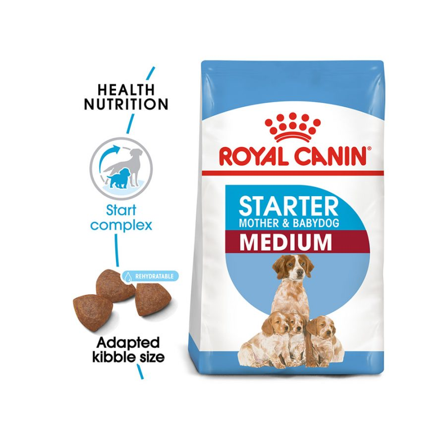 ANIMAL HOUSE HOSPITAL - PRODUCTS ROYAL CANIN MEDIUM STARTER 4KG GALLERY