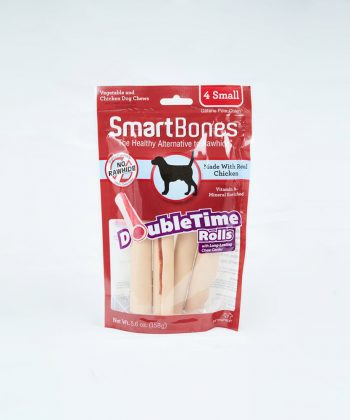 ANIMAL HOUSE HOSPITAL - PRODUCTS SMART BONES DOUBLE TIME ROLLS CHICKEN