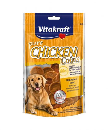 ANIMAL HOUSE HOSPITAL - PRODUCTS VITAKRAFT CHICKEN COINS