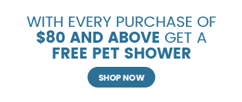 Animal House Hospital Homepage Free Shower text