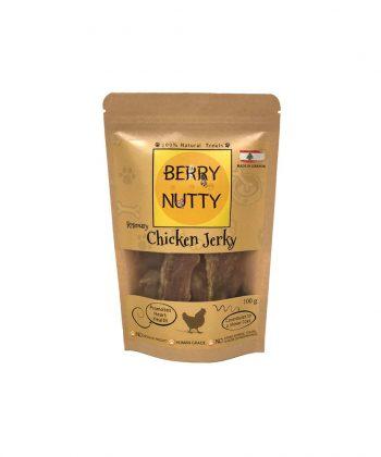 Betty Nutty Chicken Jerky